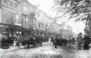 Knaresborough High Street c.1900